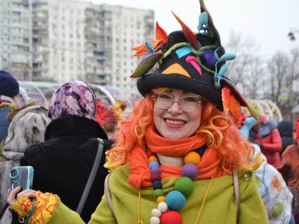 Масленица-теплый карнавал в Сокольниках | Ярмарка Мастеров - ручная работа, handmade