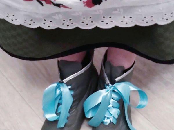 Новинка: сапожки | Ярмарка Мастеров - ручная работа, handmade