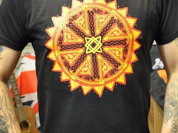 Скидки на футболки ТМ