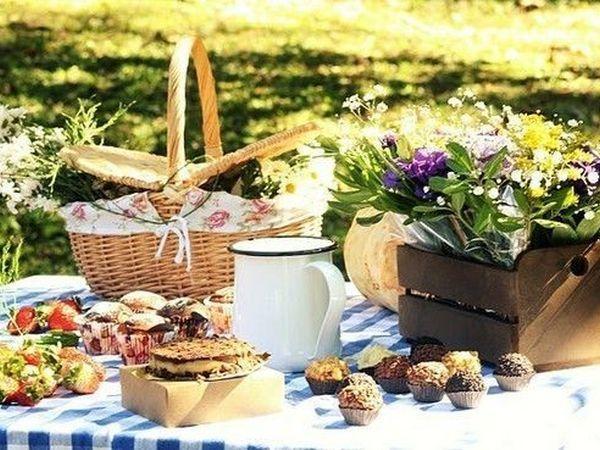 Идеи для сервировки летнего стола | Ярмарка Мастеров - ручная работа, handmade