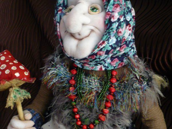 Новая баба яга | Ярмарка Мастеров - ручная работа, handmade
