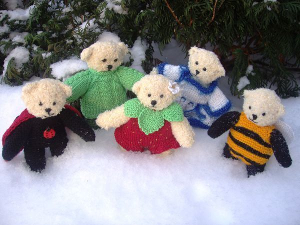 Медвежата ждут Друга. | Ярмарка Мастеров - ручная работа, handmade