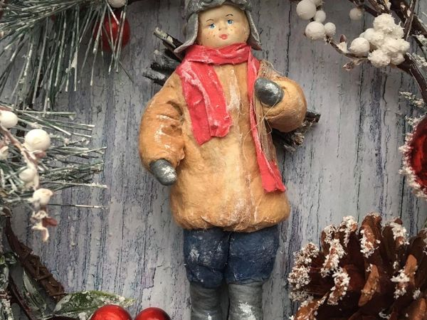 Зима приближается   Ярмарка Мастеров - ручная работа, handmade