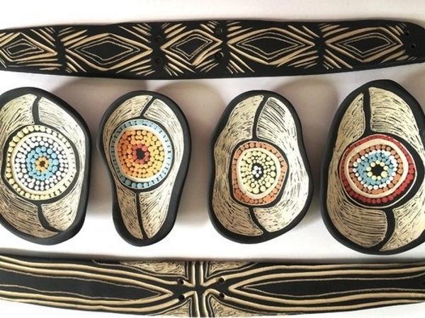 Чуринга: знак предков | Ярмарка Мастеров - ручная работа, handmade