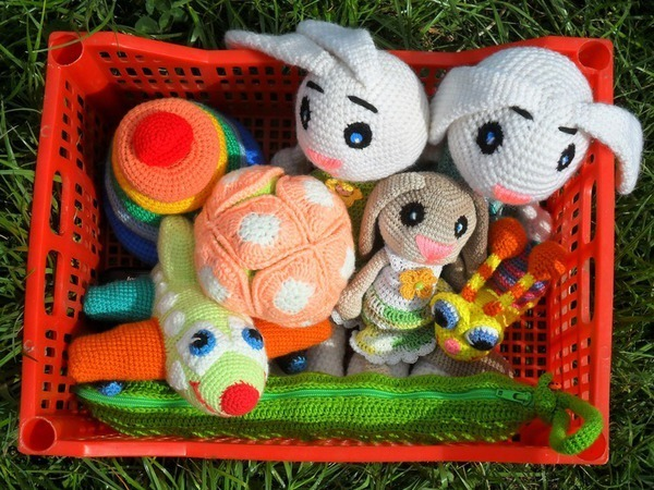 Игрушки ищут новый дом. | Ярмарка Мастеров - ручная работа, handmade