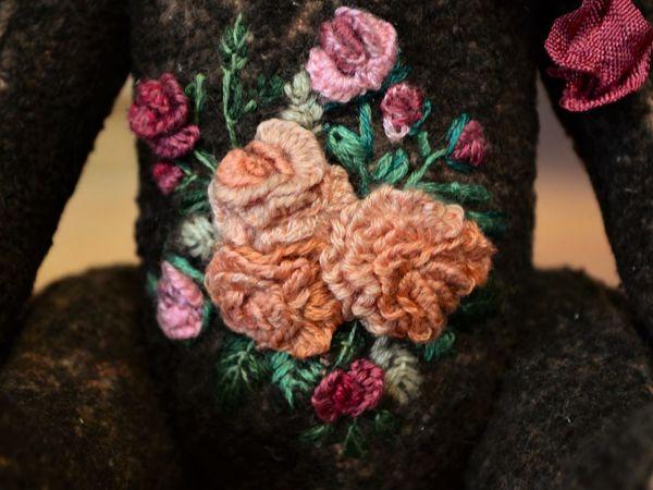Розы старой Англии | Ярмарка Мастеров - ручная работа, handmade