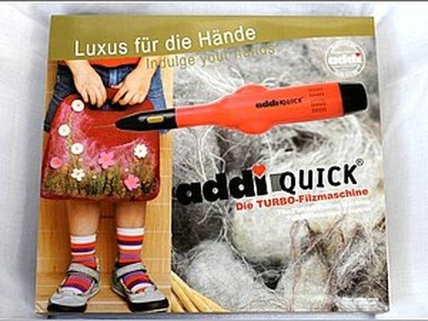 Как сделать сменные иглы для фильцевальной машинки AddiQuick | Ярмарка Мастеров - ручная работа, handmade
