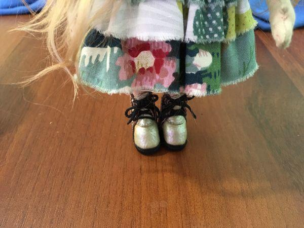 Обувь для кукол своими руками | Ярмарка Мастеров - ручная работа, handmade