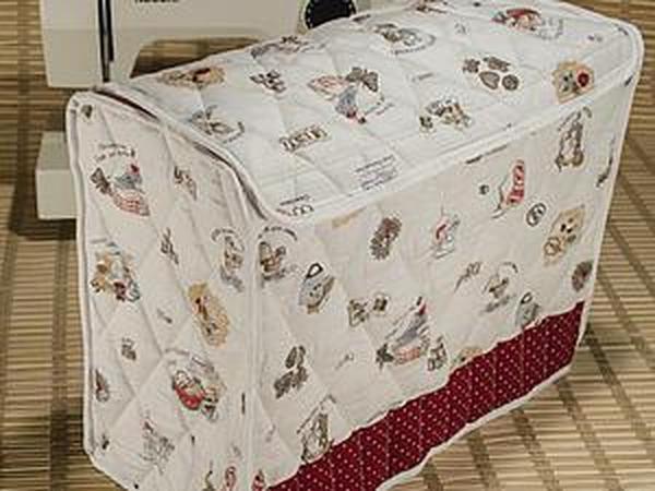 Шьем чехол для швейной машинки | Ярмарка Мастеров - ручная работа, handmade