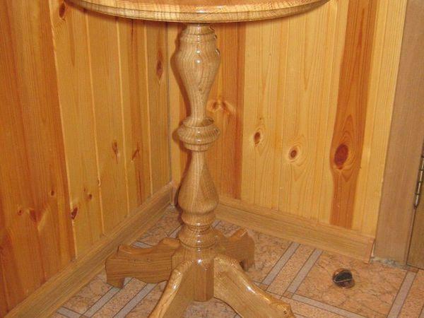 Создаем маленький столик из дерева. Часть вторая | Ярмарка Мастеров - ручная работа, handmade