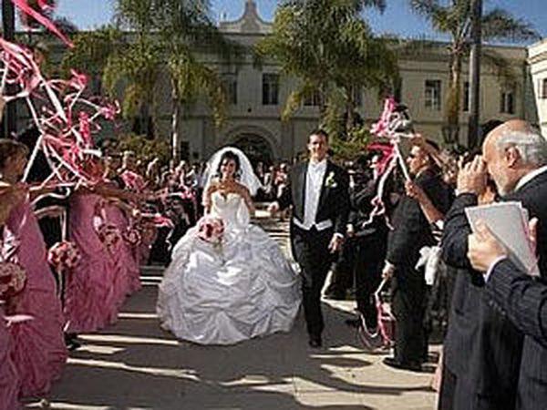 Веселые ленточки на свадьбе - альтернатива рису и монетам! | Ярмарка Мастеров - ручная работа, handmade