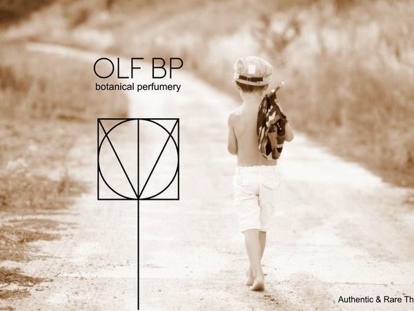 Ботаническая парфюмерия OLF BP (Приглашение)   Ярмарка Мастеров - ручная работа, handmade