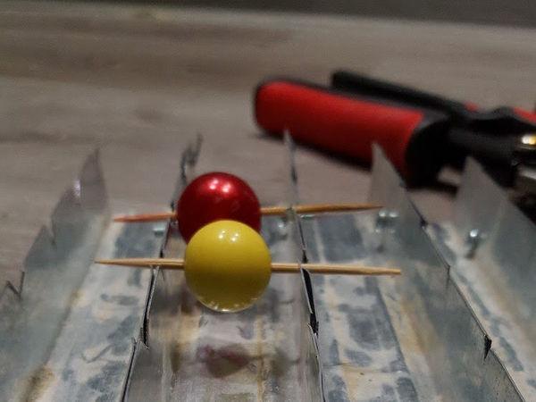 Полезный лайфхак для запекании бусин   Ярмарка Мастеров - ручная работа, handmade