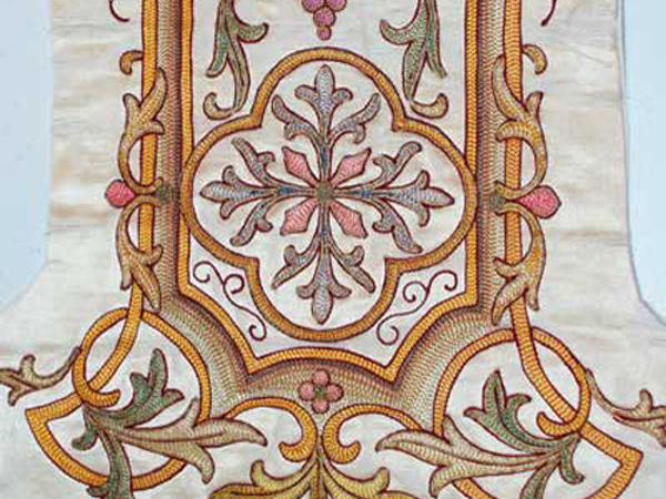 Review of the Old Church Embroidery from the Collection by Mary Corbet   Livemaster - hecho a mano - handmade