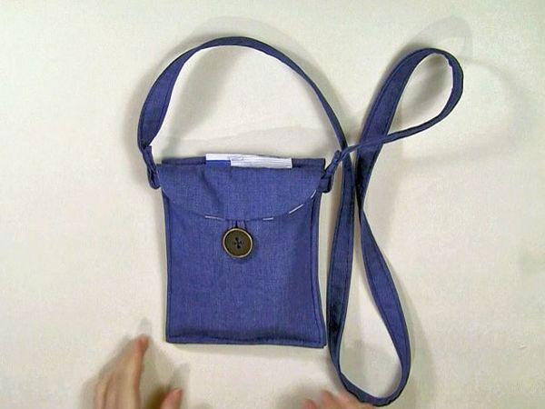 Как сшить сумочку для маски   Ярмарка Мастеров - ручная работа, handmade