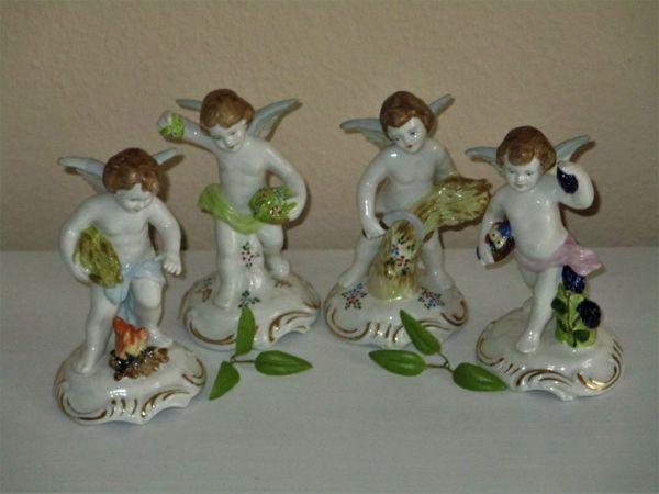 Ангелы  «Времена года» | Ярмарка Мастеров - ручная работа, handmade