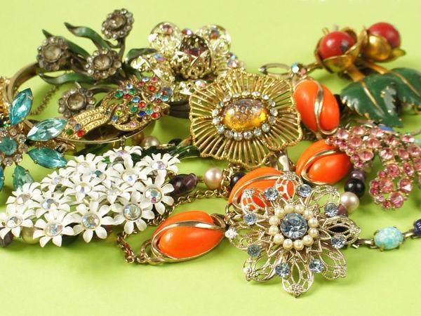 Аукцион винтажных украшений  «Весна пришла! Ждем лето!»  :), 22 апреля! | Ярмарка Мастеров - ручная работа, handmade