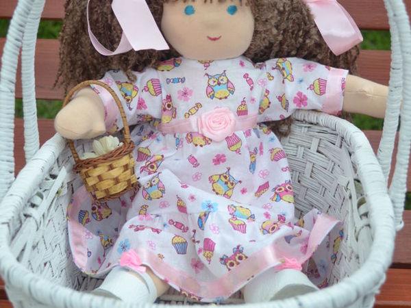 Новая кукла в магазине | Ярмарка Мастеров - ручная работа, handmade