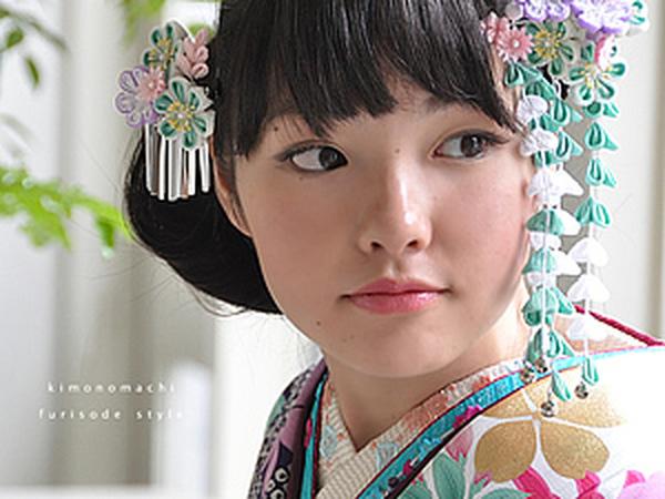 История появления канзаши | Ярмарка Мастеров - ручная работа, handmade