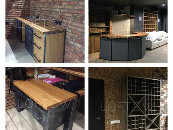 Мебель лофт для загородного дома   Ярмарка Мастеров - ручная работа, handmade