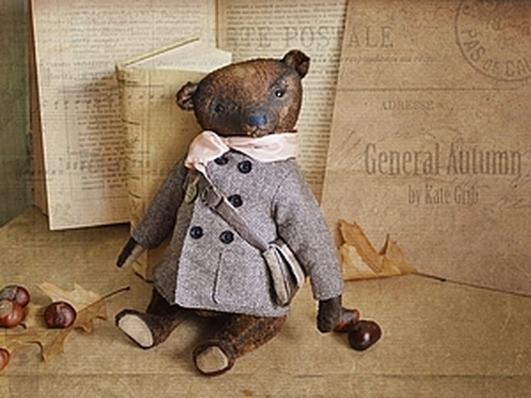 General Autumn! | Ярмарка Мастеров - ручная работа, handmade