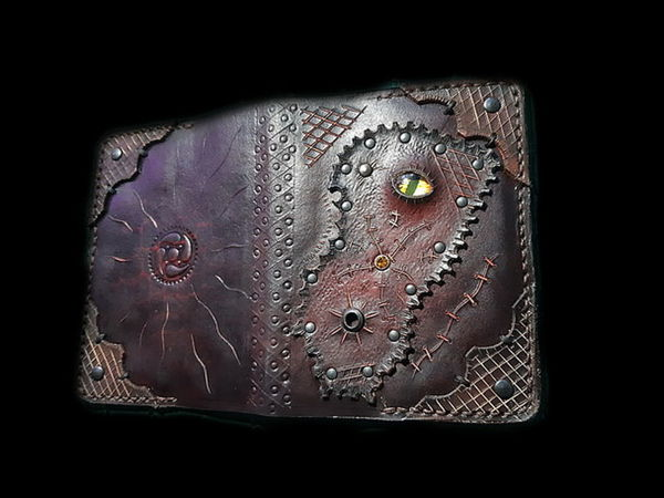Обложка на паспорт | Ярмарка Мастеров - ручная работа, handmade