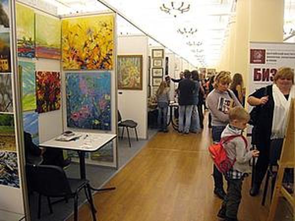 Ярмарка искусств ArtExpoSPb2014 | Ярмарка Мастеров - ручная работа, handmade