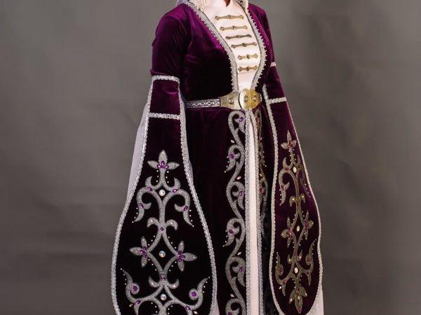Особенности кабардинского национального костюма | Ярмарка Мастеров - ручная работа, handmade