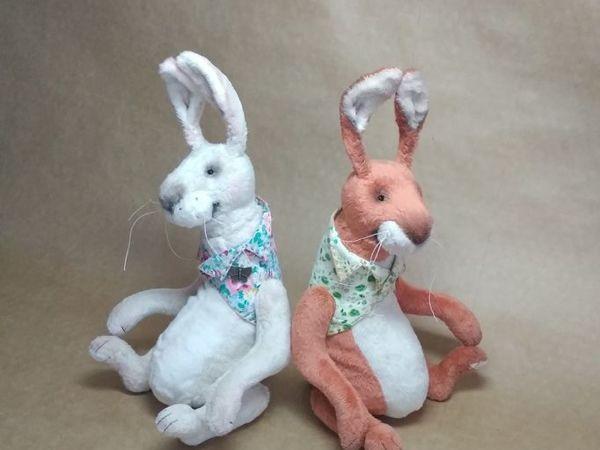 Анонс новой работы — Братцы Кролики | Ярмарка Мастеров - ручная работа, handmade