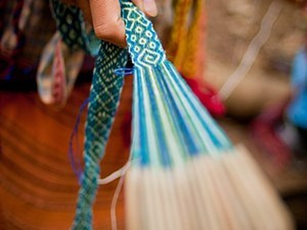 Ткачество сложных узоров на дощечках | Ярмарка Мастеров - ручная работа, handmade