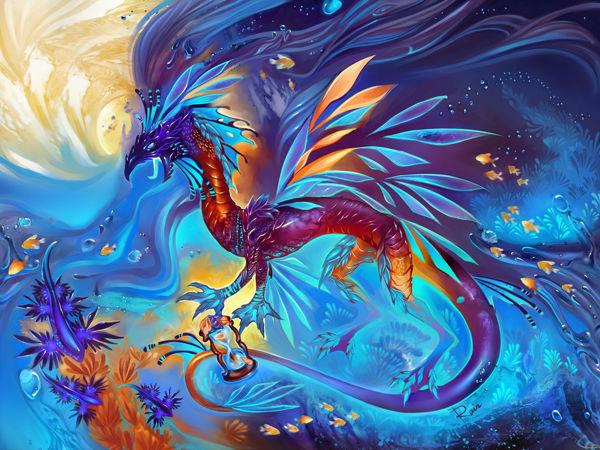 Конкурс главных и репостов «Драконья стая» от Di J   Ярмарка Мастеров - ручная работа, handmade