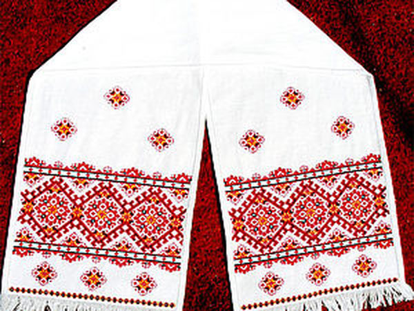 Народная вышивка   Ярмарка Мастеров - ручная работа, handmade