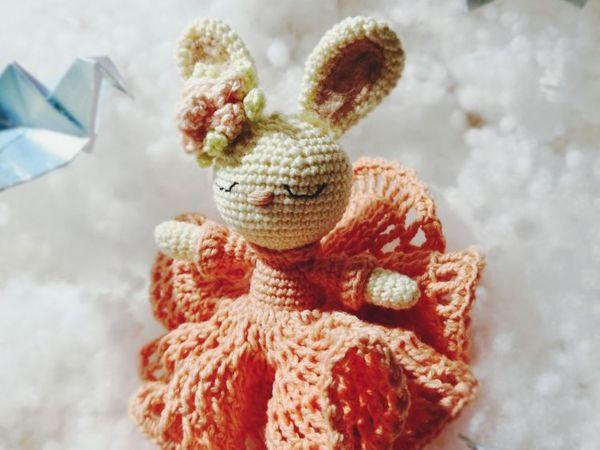 Мастер-класс по вязанию крючком миниатюрной игрушки  «Милашка Кроля»   Ярмарка Мастеров - ручная работа, handmade