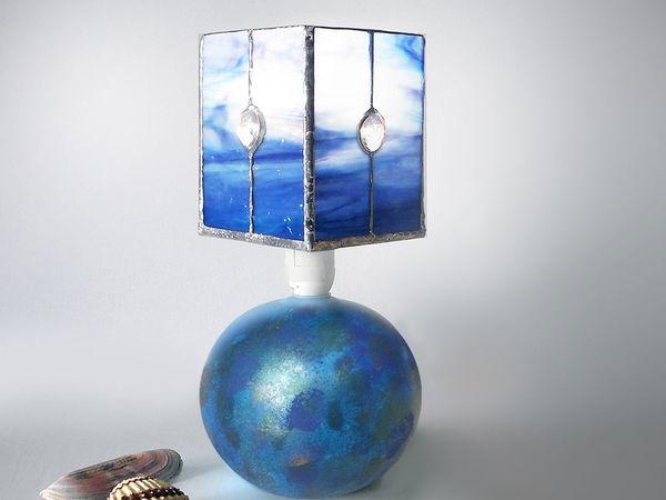 Светильник на конкурсе