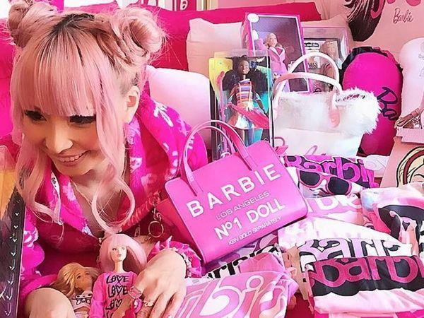 Осторожно, очень много розового! Как японка превратила свою квартиру в домик Барби   Ярмарка Мастеров - ручная работа, handmade