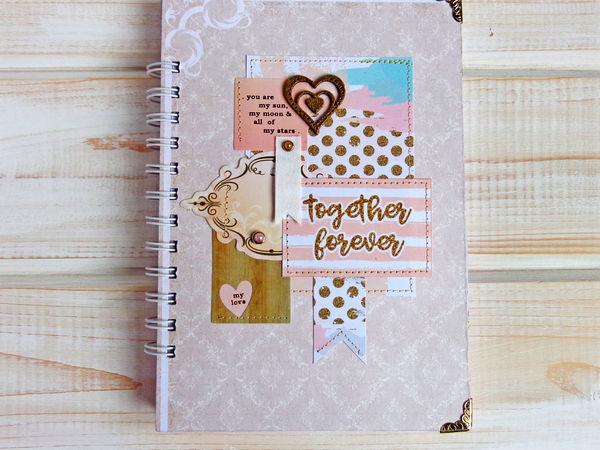 Дневник невесты - новая работа   Ярмарка Мастеров - ручная работа, handmade