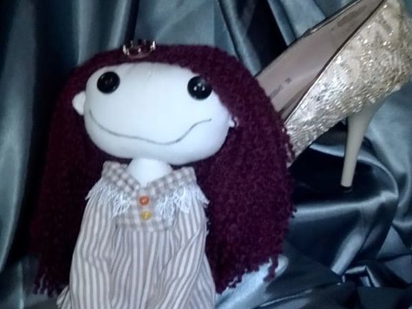 Истории из мира игрушек: Принцесса | Ярмарка Мастеров - ручная работа, handmade