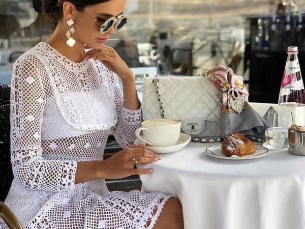 Летняя вязаная мода — черпаем вдохновение! 35 модных моделей   Ярмарка Мастеров - ручная работа, handmade