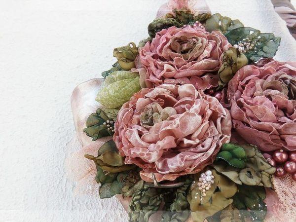 Сумочка ,,Розовая каравелла,, | Ярмарка Мастеров - ручная работа, handmade