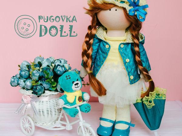 Шьем курточку для куклы | Ярмарка Мастеров - ручная работа, handmade