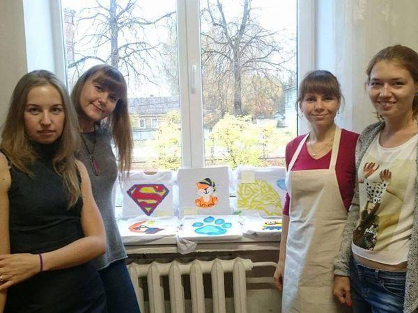 Мастер-класс в детском доме | Ярмарка Мастеров - ручная работа, handmade