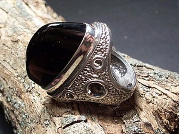 How to Carve a Stone Nautilus Ring: Step-by-Step Guide | Livemaster - handmade
