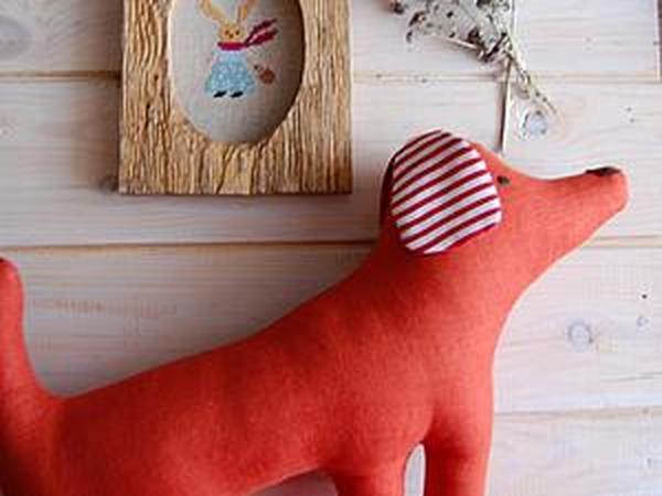 Приемы шитья простых текстильных игрушек | Ярмарка Мастеров - ручная работа, handmade
