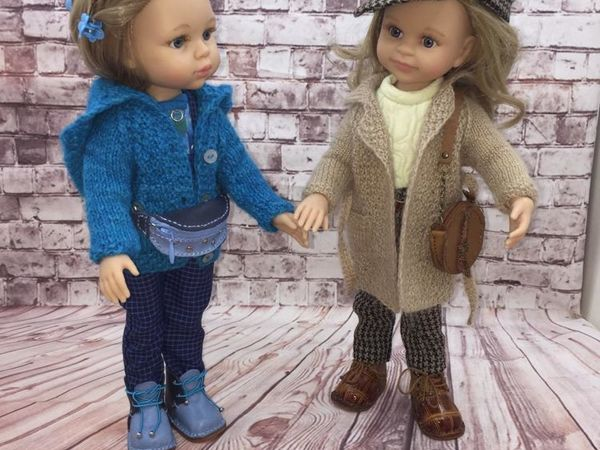 Паола Рейна. Одежда, обувь, аксессуары для кукол | Ярмарка Мастеров - ручная работа, handmade