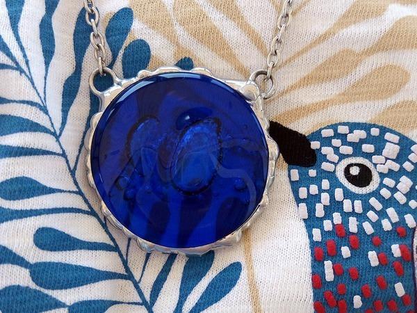 Любимый синий цвет | Ярмарка Мастеров - ручная работа, handmade