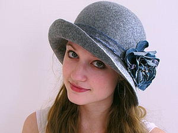 Шляпка   Ярмарка Мастеров - ручная работа, handmade