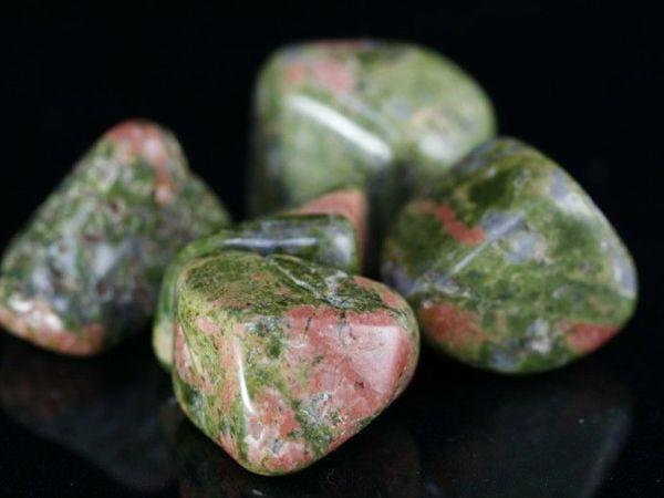 Унакит — о камне, кому подходит, фото, магические свойства | Ярмарка Мастеров - ручная работа, handmade