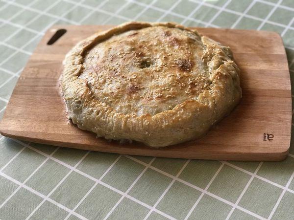Цкан (Цiкан) Лезгинский Пирог с Мясом И Картофелем | Ярмарка Мастеров - ручная работа, handmade