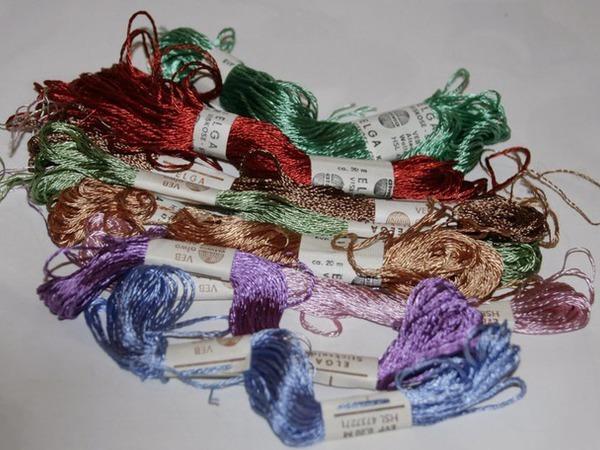 Многолотовый аукцион винтажных материалов для творчества   Ярмарка Мастеров - ручная работа, handmade