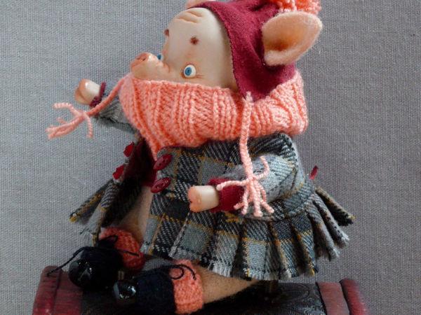 Скидка 25% на Свинюшу, символ года! | Ярмарка Мастеров - ручная работа, handmade